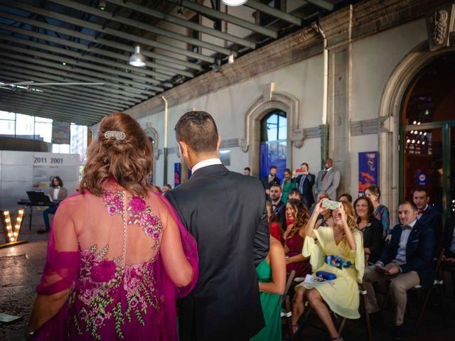 La boda de Victor y Alejandra en Gijón, Asturias 50