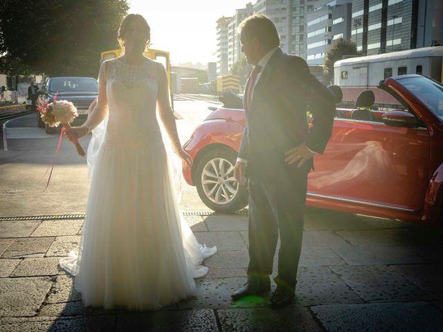 La boda de Victor y Alejandra en Gijón, Asturias 70