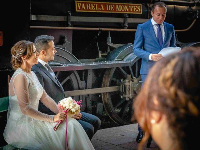 La boda de Alejandra y Victor
