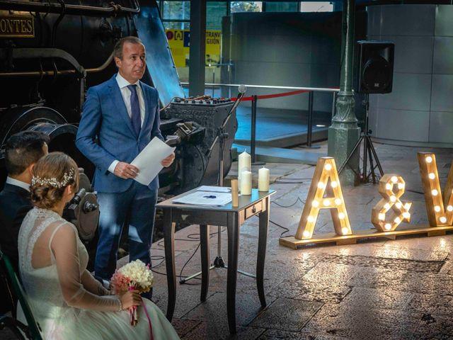 La boda de Victor y Alejandra en Gijón, Asturias 87
