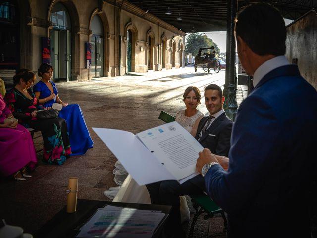La boda de Victor y Alejandra en Gijón, Asturias 90