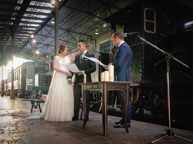 La boda de Victor y Alejandra en Gijón, Asturias 125