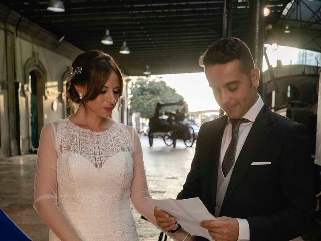 La boda de Victor y Alejandra en Gijón, Asturias 130