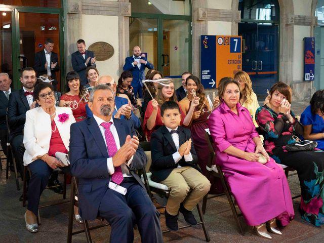 La boda de Victor y Alejandra en Gijón, Asturias 136