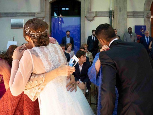 La boda de Victor y Alejandra en Gijón, Asturias 162