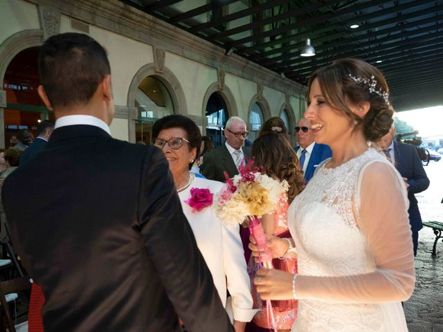 La boda de Victor y Alejandra en Gijón, Asturias 165