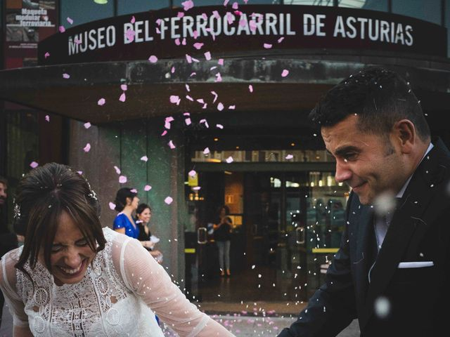 La boda de Victor y Alejandra en Gijón, Asturias 171