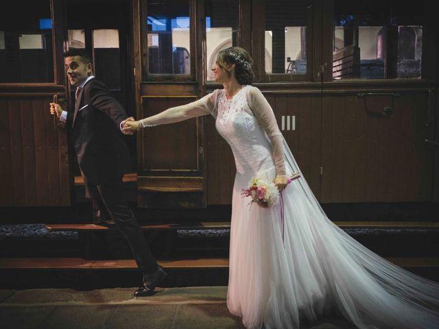 La boda de Victor y Alejandra en Gijón, Asturias 190