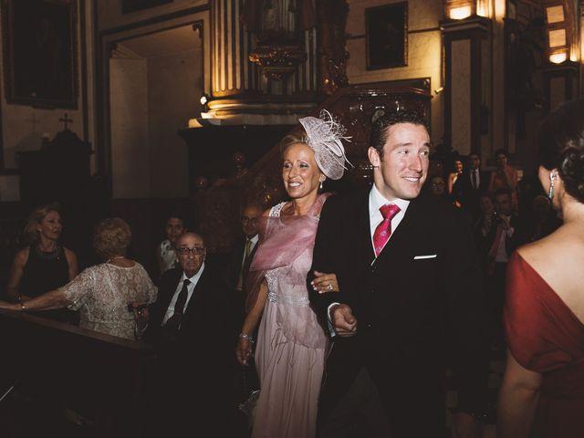 La boda de Alberto y Patricia en Granada, Granada 11