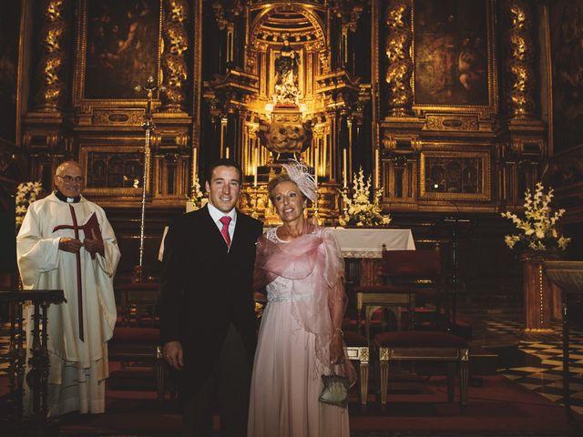 La boda de Alberto y Patricia en Granada, Granada 12
