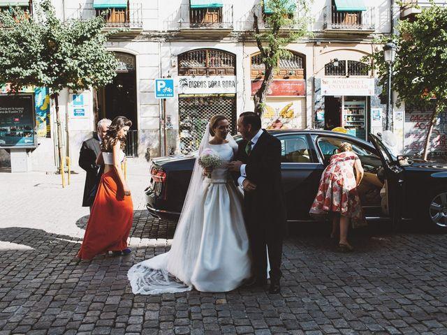 La boda de Alberto y Patricia en Granada, Granada 14