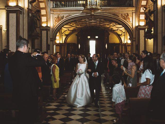 La boda de Alberto y Patricia en Granada, Granada 15