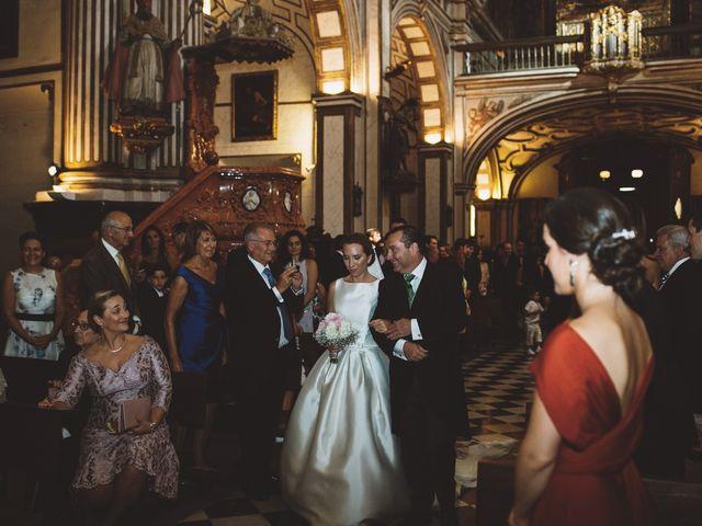 La boda de Alberto y Patricia en Granada, Granada 17