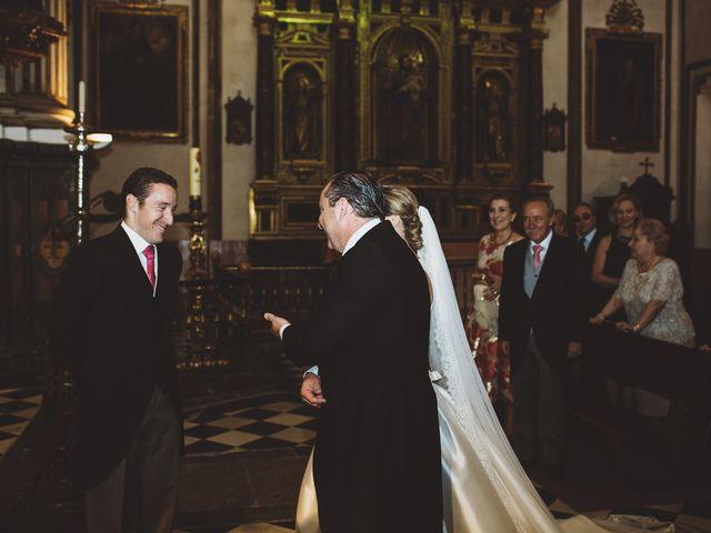 La boda de Alberto y Patricia en Granada, Granada 18