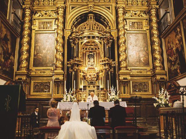 La boda de Alberto y Patricia en Granada, Granada 21