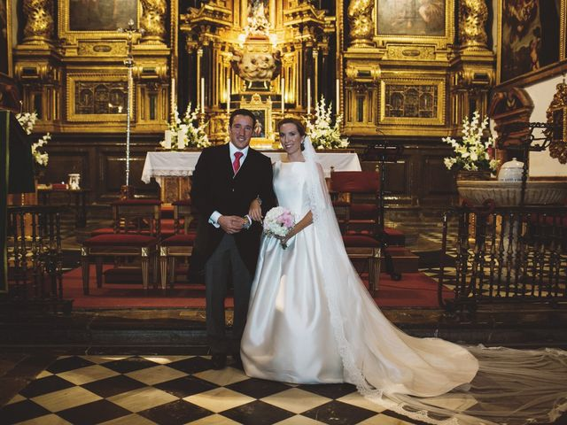 La boda de Alberto y Patricia en Granada, Granada 22