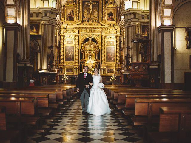 La boda de Alberto y Patricia en Granada, Granada 23