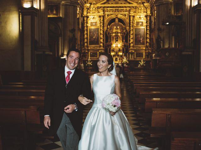 La boda de Alberto y Patricia en Granada, Granada 24