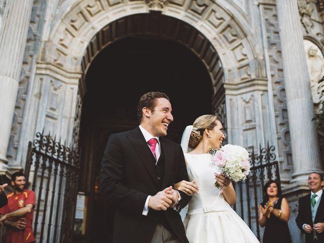 La boda de Alberto y Patricia en Granada, Granada 26