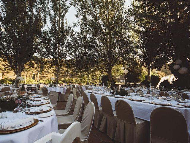 La boda de Alberto y Patricia en Granada, Granada 30