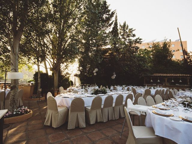 La boda de Alberto y Patricia en Granada, Granada 31