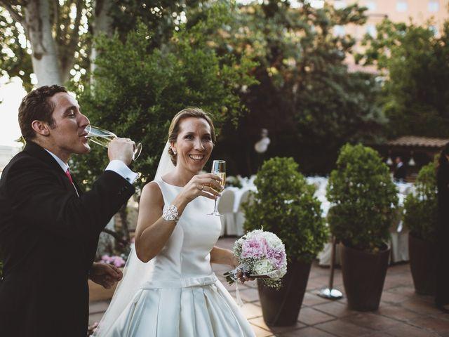 La boda de Alberto y Patricia en Granada, Granada 33