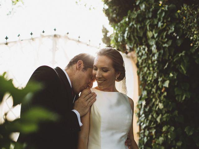 La boda de Alberto y Patricia en Granada, Granada 35