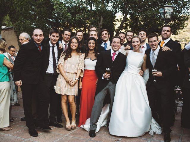 La boda de Alberto y Patricia en Granada, Granada 36