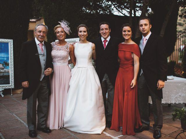 La boda de Alberto y Patricia en Granada, Granada 37