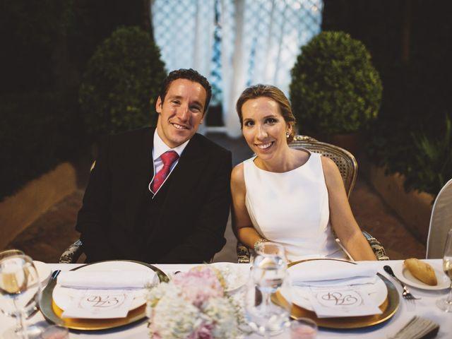 La boda de Alberto y Patricia en Granada, Granada 39