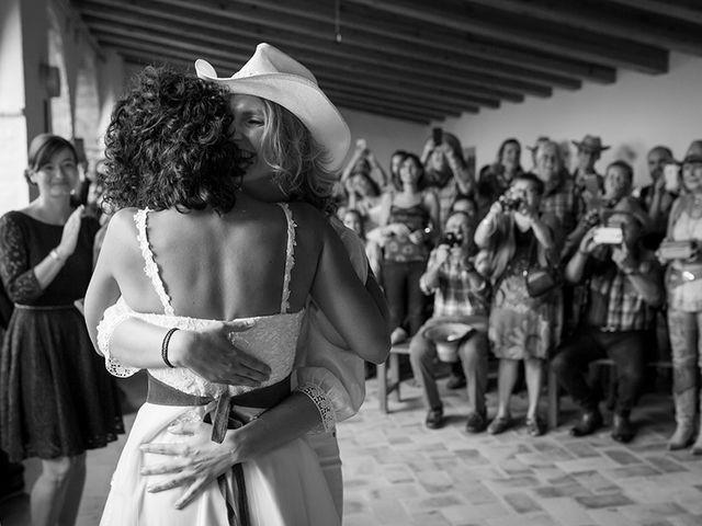 La boda de Aurélie y Lorena en Barcelona, Barcelona 36