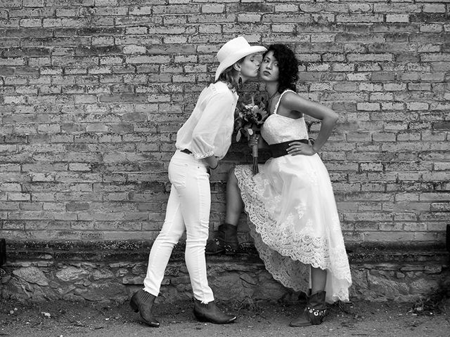 La boda de Aurélie y Lorena en Barcelona, Barcelona 52