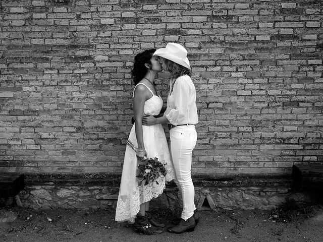 La boda de Aurélie y Lorena en Barcelona, Barcelona 53