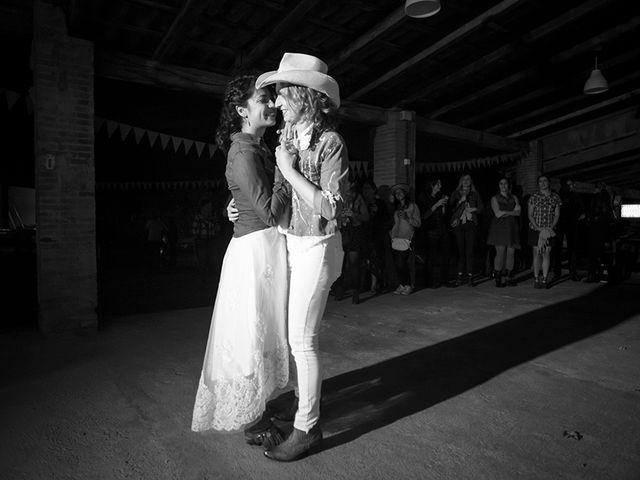 La boda de Aurélie y Lorena en Barcelona, Barcelona 68