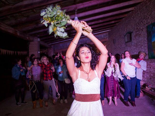 La boda de Aurélie y Lorena en Barcelona, Barcelona 72