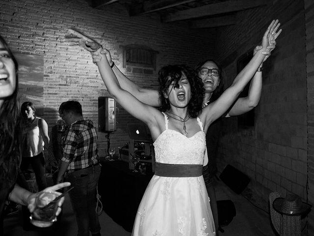 La boda de Aurélie y Lorena en Barcelona, Barcelona 78