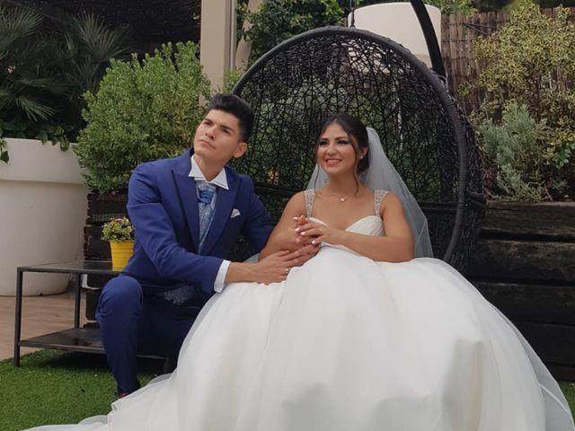 La boda de Nicky y Suany