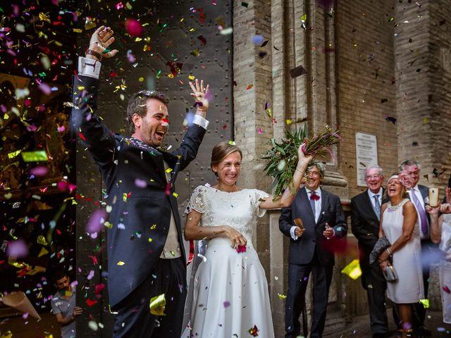 La boda de Victor y Clara en Zaragoza, Zaragoza 3