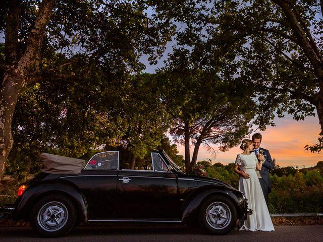La boda de Clara y Victor