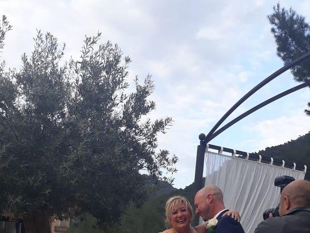 La boda de Càndia y Roberto  en Alaro, Islas Baleares 4