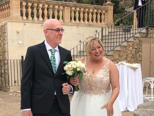 La boda de Càndia y Roberto  en Alaro, Islas Baleares 8