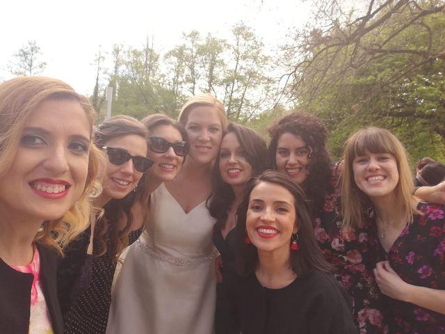La boda de Oscar  y Maitane  en Lugo, Lugo 2