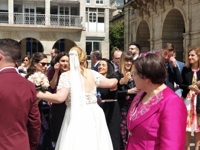 La boda de Oscar  y Maitane  en Lugo, Lugo 3