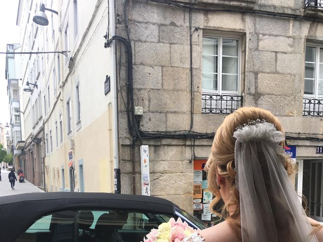 La boda de Oscar  y Maitane  en Lugo, Lugo 6