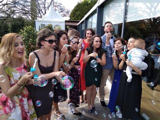 La boda de Oscar  y Maitane  en Lugo, Lugo 7