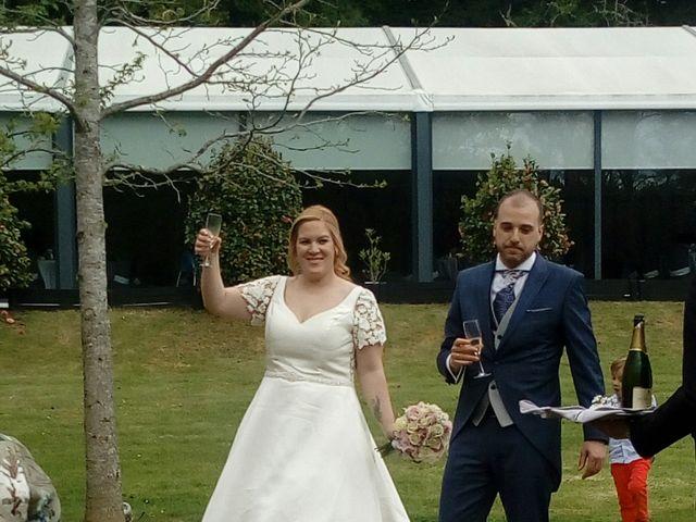 La boda de Oscar  y Maitane  en Lugo, Lugo 10