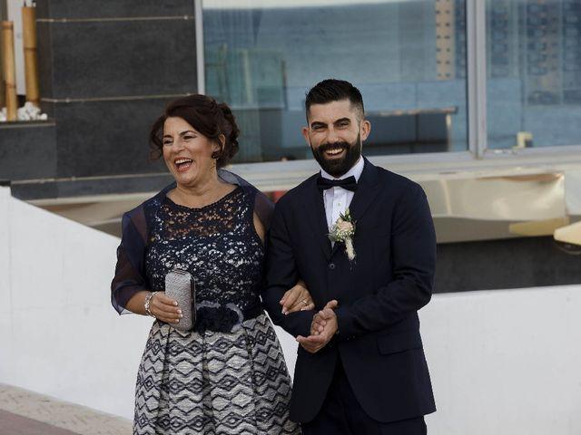 La boda de Jose y Yana en Calp/calpe, Alicante 8