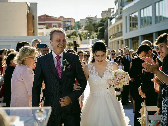 La boda de Jose y Yana en Calp/calpe, Alicante 11