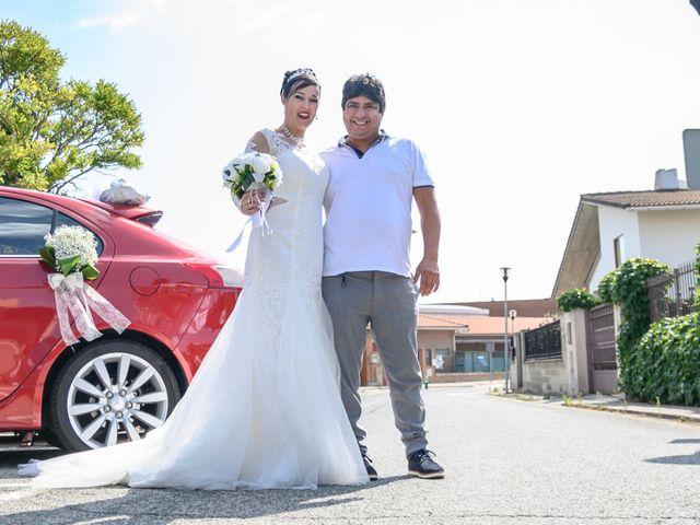 La boda de Alberto y Izaskun en Orkoien, Navarra 3