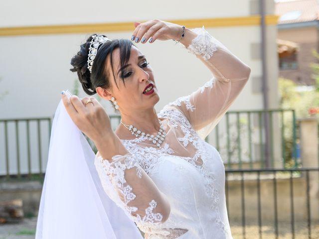 La boda de Alberto y Izaskun en Orkoien, Navarra 4